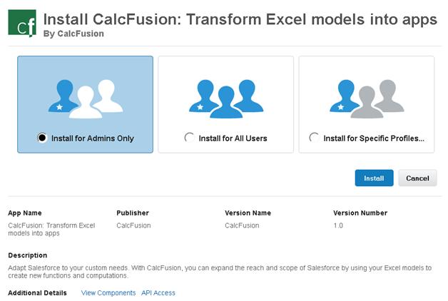 CalcFusion Technical Documentation